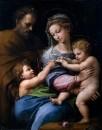 Святое семейство с розой