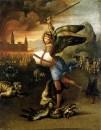 Архангел Михаил и дракон