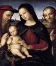 Мадонна Von der Ropp (ок.1502) (34х29) (Берлин, Гос.музей)