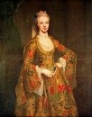 Lady Ponsonby in costume veneziano