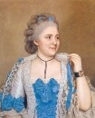 Portrait of Julie de Thellusson-Ployard