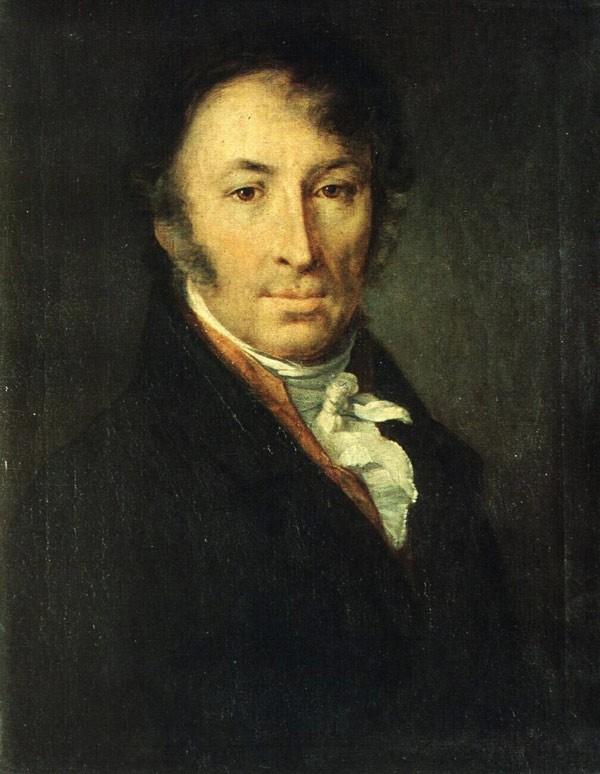 Портрет Н.М. Карамзина