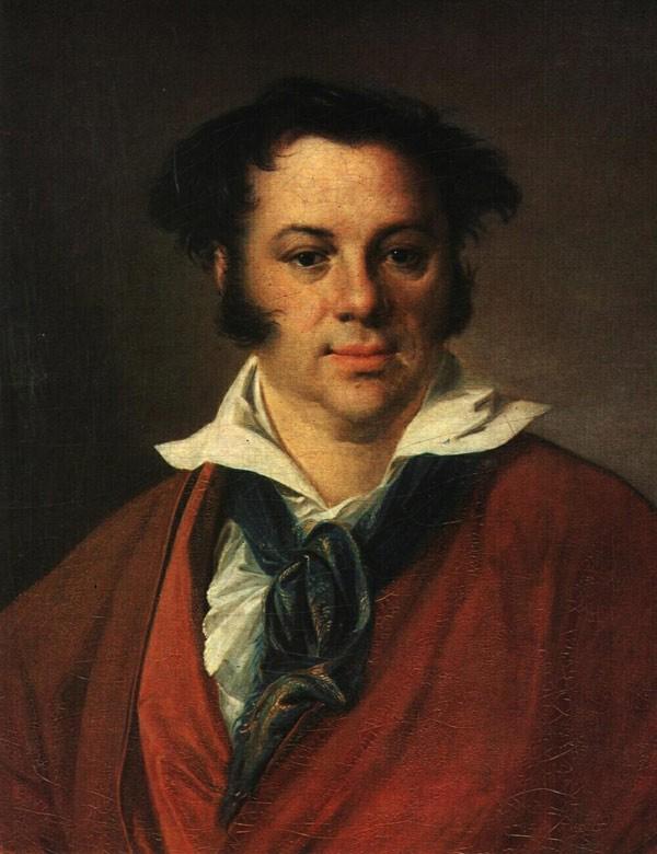 Портрет К.Г.Равича
