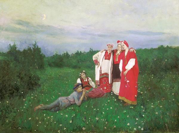 картины Коровина