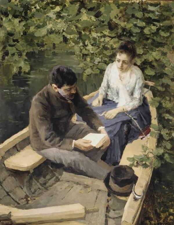 Константин Коровин художник