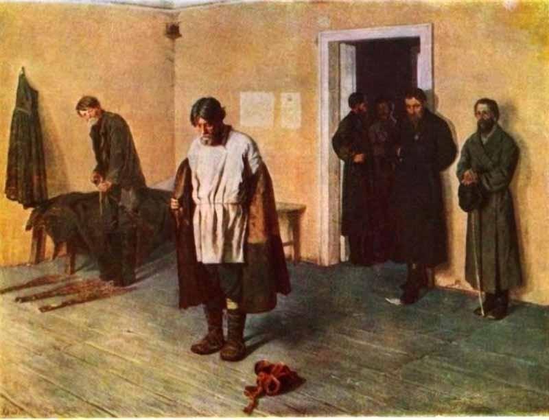 7 картин серова   православие и мир.