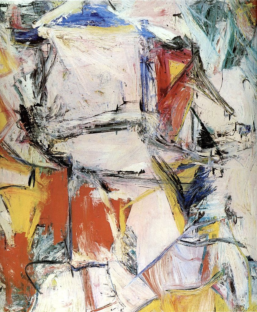 three abstract expressionists
