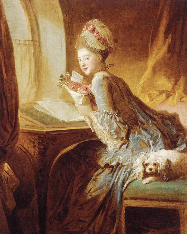 The Love Letter 1770