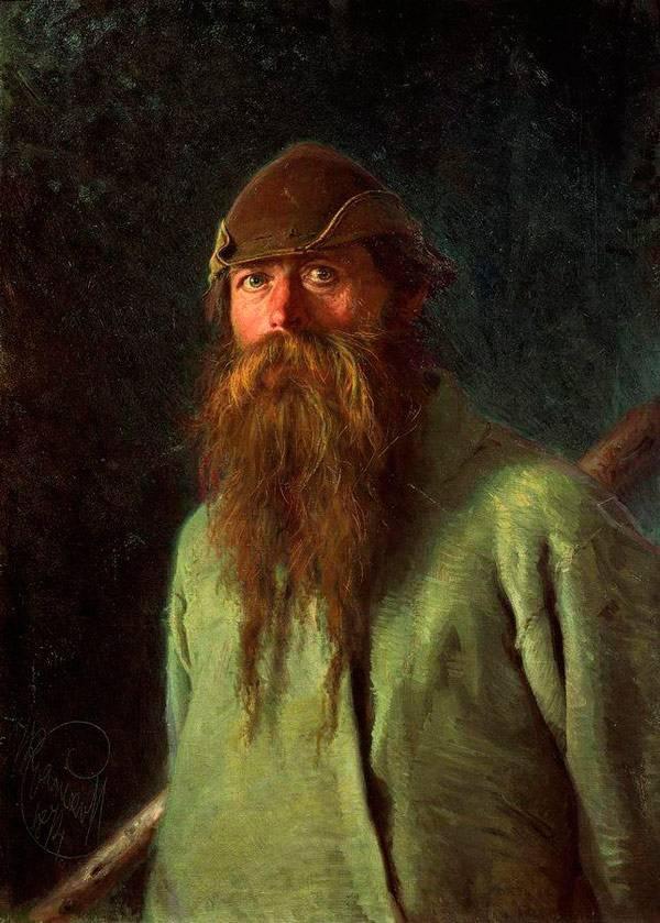 Полесовщик. 1874