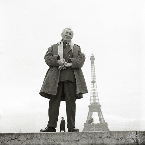 Марк Шагал фотография