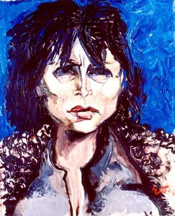 Портрет Анны Маньяни. Гуттузо