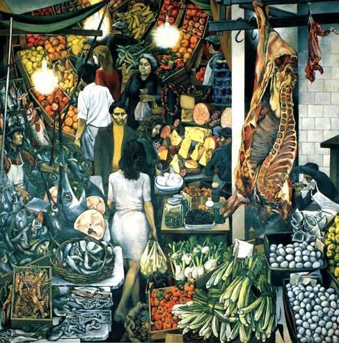 Рынок Вуччирия