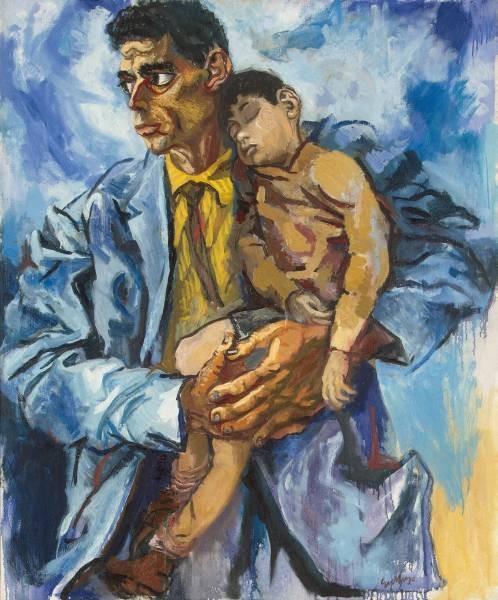 Рокко с сыном