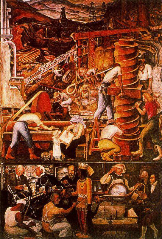 the meaning behind a painting by diego rivera a mexican artist The mexican art by him was based on large, simplified figures and bold colors, intended to consist of one hundred and twenty-four frescoes, finally the rivera diego paintings was finished in 1928.