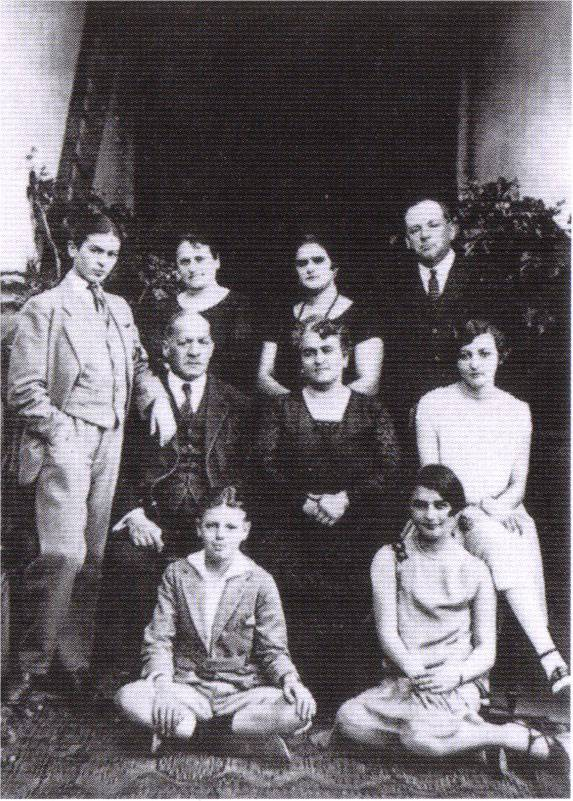 1926. Семья Фриды Кало