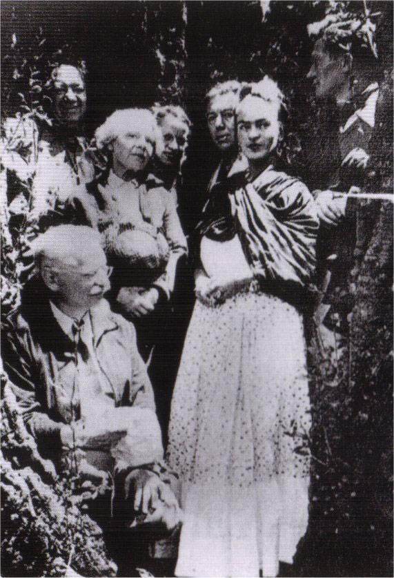 Trotsky Frida