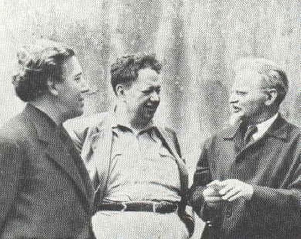 1938 - Бретон - Ривера - Троцкий