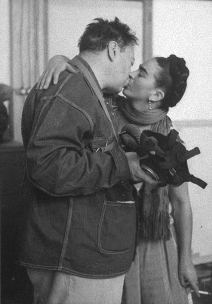 1939 - Frida si Diego