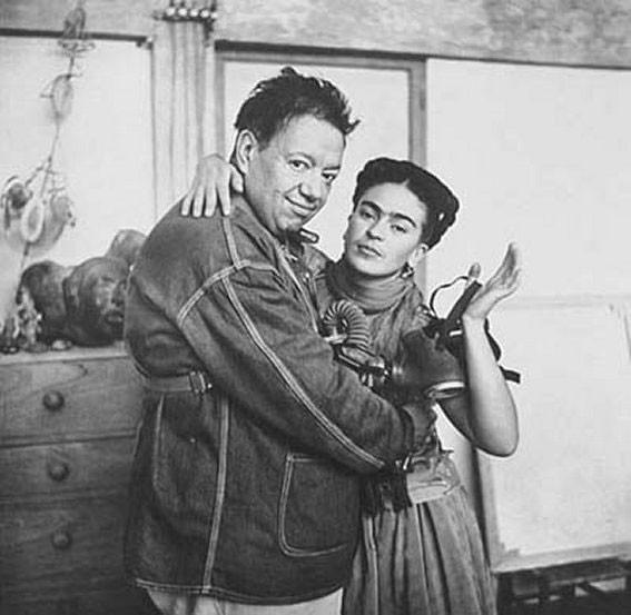 1939 - Frida & Diego