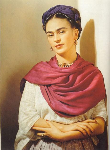 снимок Фриды Кало