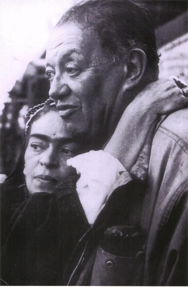 1954 - frida et diego