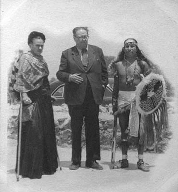 Фрида Кало Диего Ривера индеец народная мексиканская культура