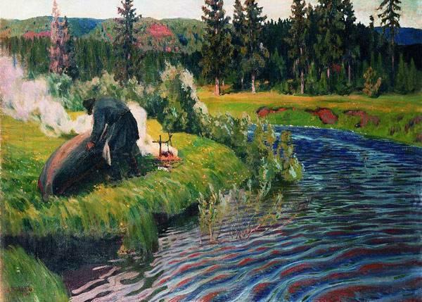Рябь. 1901
