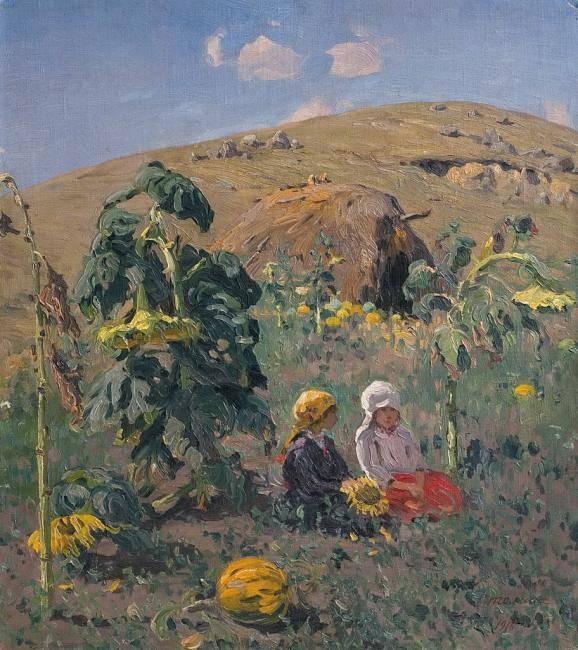 Картина Евгения Столицы