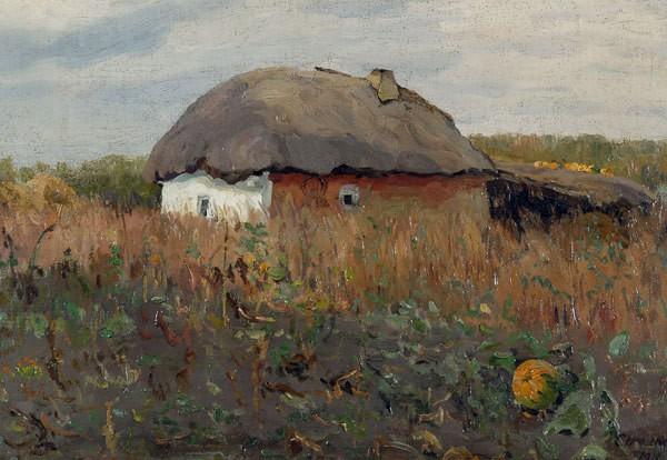 Хата. 1912 г. Евгений Столица