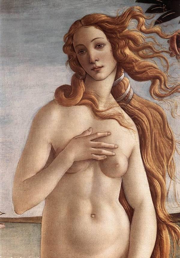 Сандро Боттичелли Венера