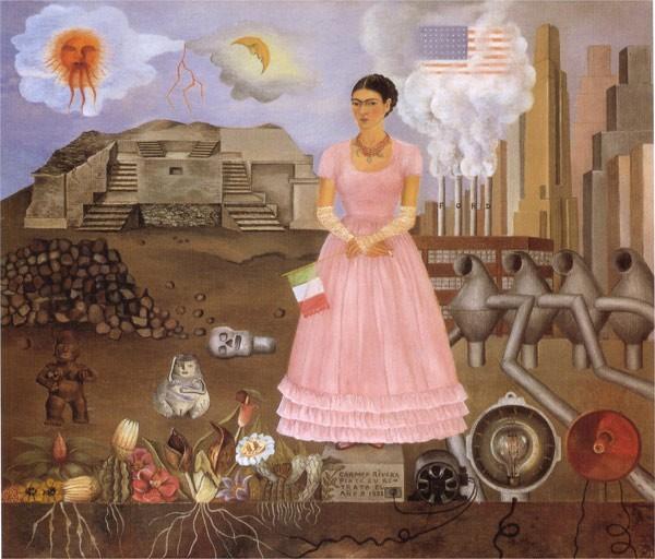 картина Фриды Кало