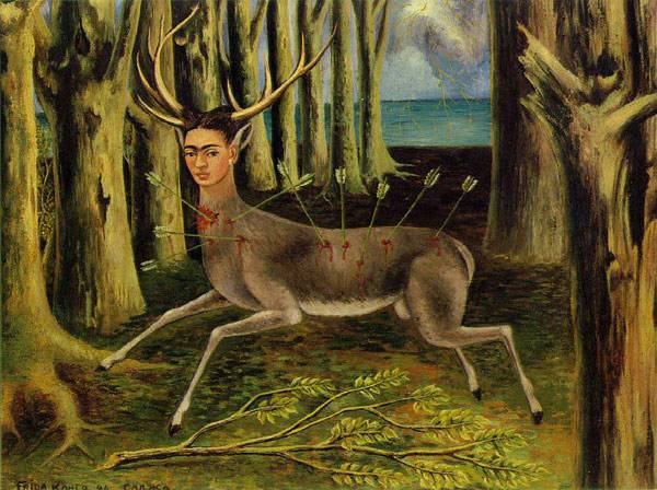 Маленькая лань The Little Deer, 1946