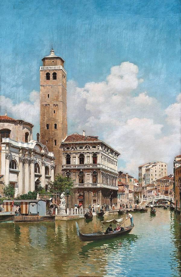 Венецианское Палаццо