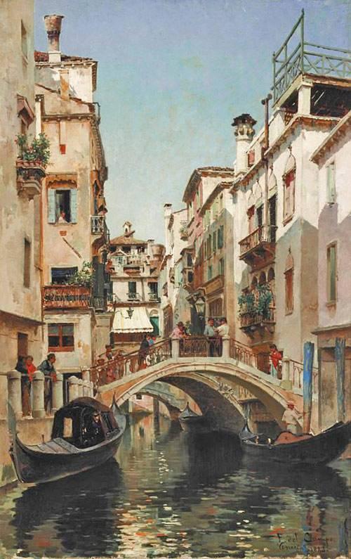картинка Венеции