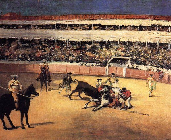 Бой быков в Мадриде