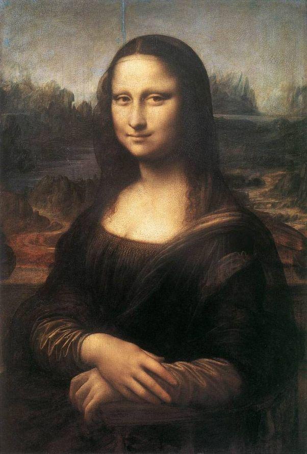 Мона Лиза (Джоконда). 1503. Леонардо да Винчи