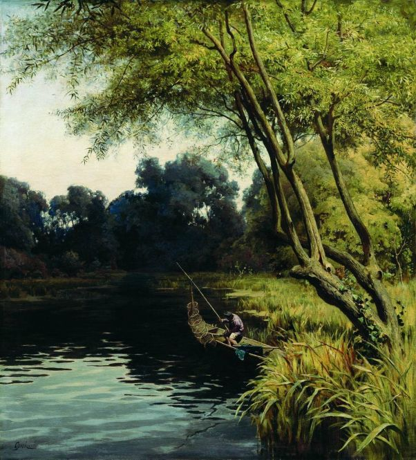 Картина Владимира Орловского