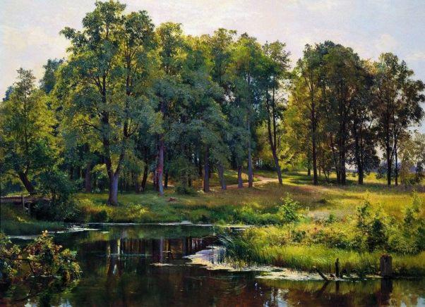 В парке 1897