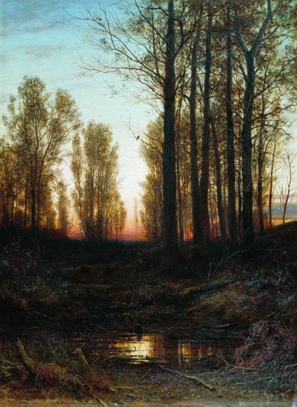 Сумерки. 1874