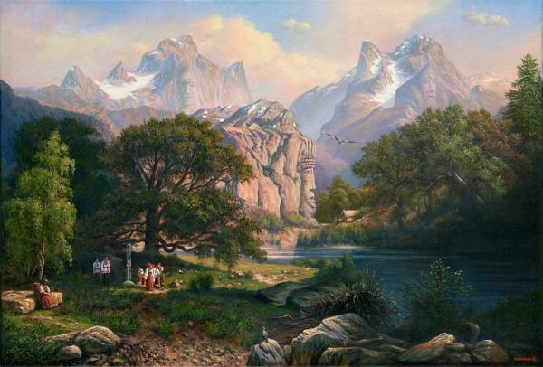 Земля Асов. Памяти священной Даарии