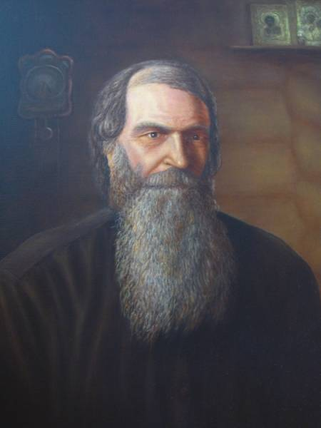 портрет прадеда Василия