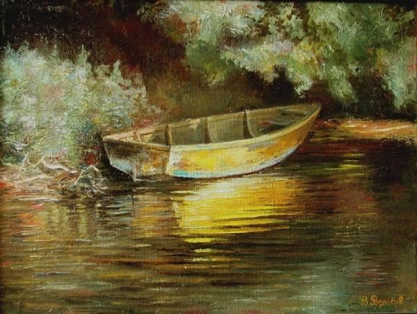 Старая лодка /  Владимир Волосов