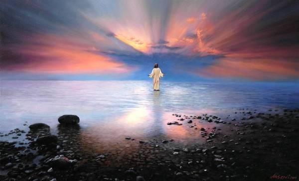 Второе явление Иисуса Христа. Видение 1993 года.