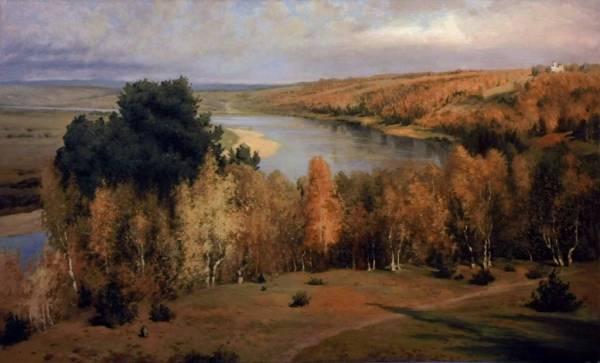 Копия  работы В.Д.Поленова \