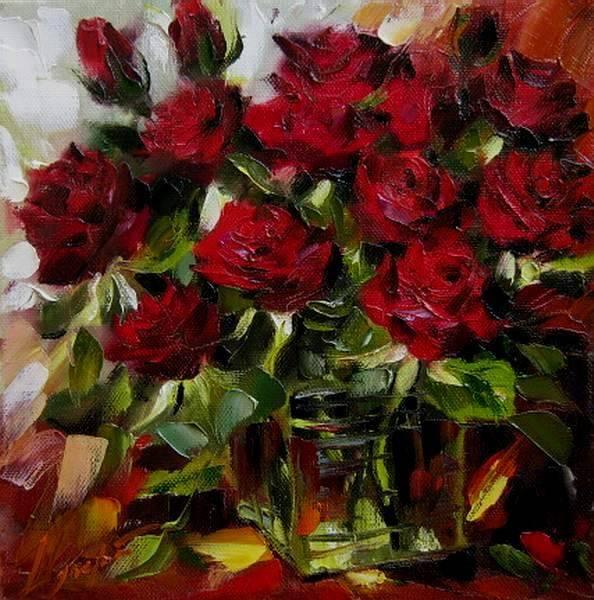 Танго алых роз