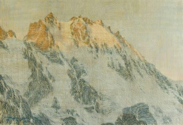 Кавказский этюд