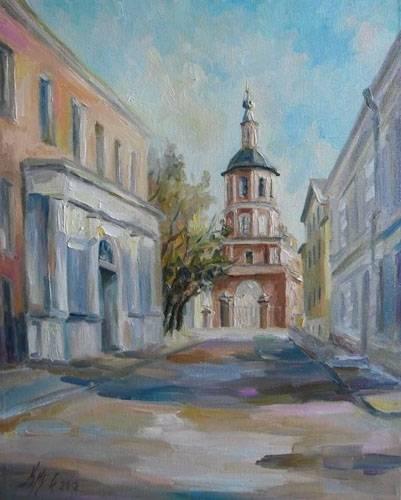 Барашевский переулок