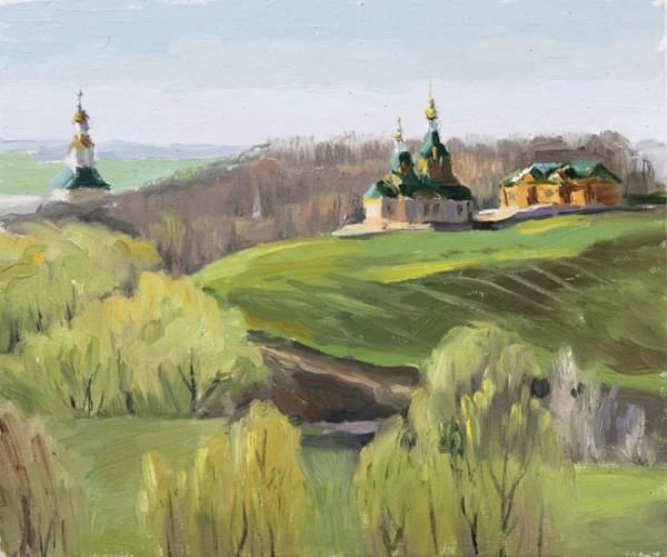 Весна в Макаровке