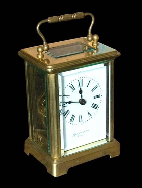 Часы-каретник