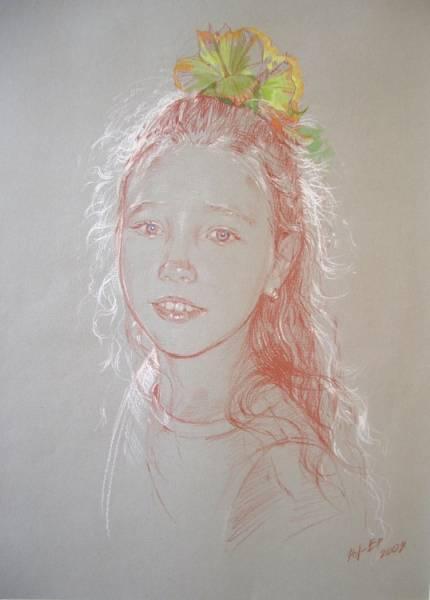 Портрет Алины